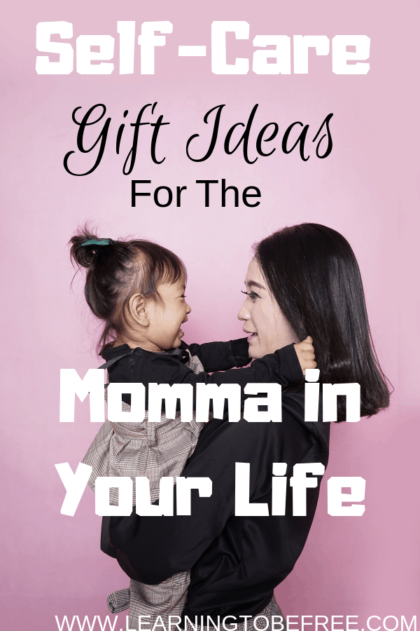 Self-Care Gifts for Mother's Day