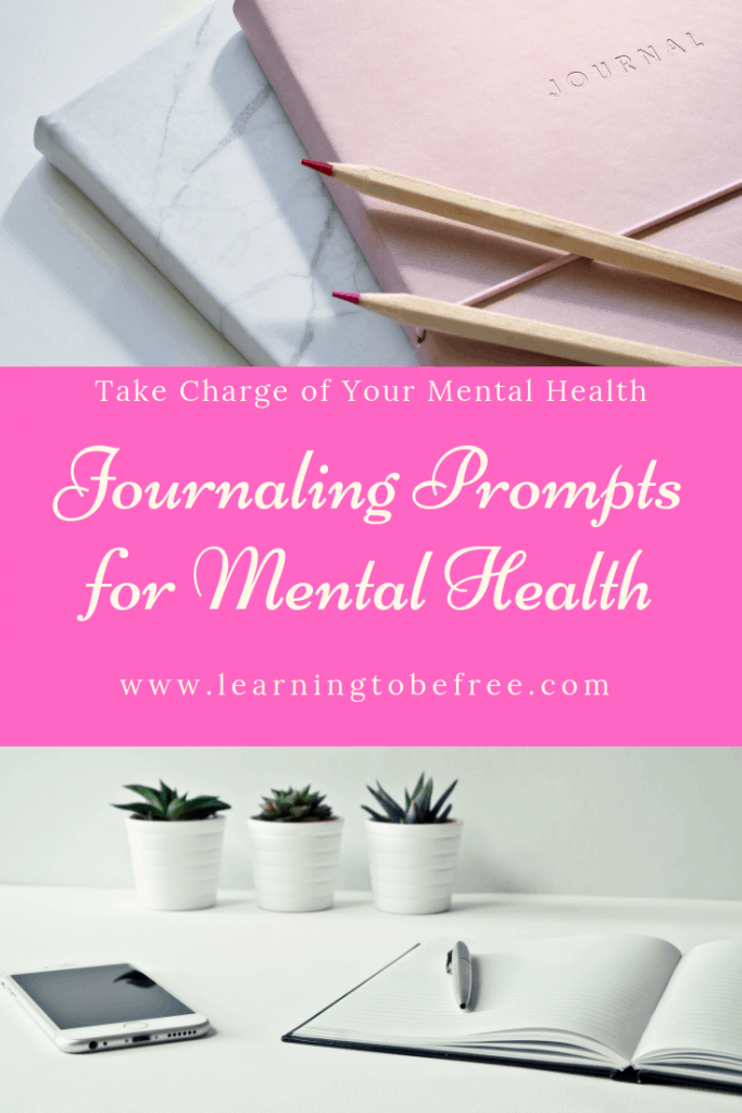45 Journaling Prompts for Mental Health